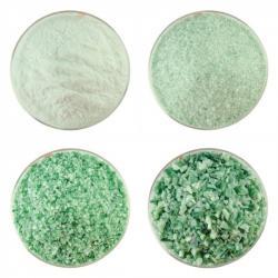 Mint Green, Deep Forest Green