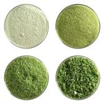 Olive Green Opal
