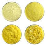 Sunflower Yellow Opal