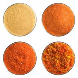 Orange Opal Frit